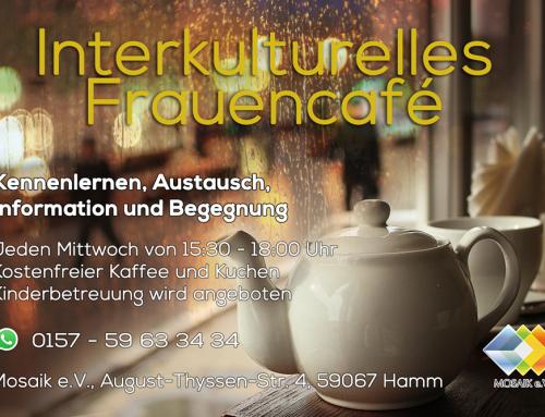 Auftaktveranstaltung Interkulturelles Frauencafe