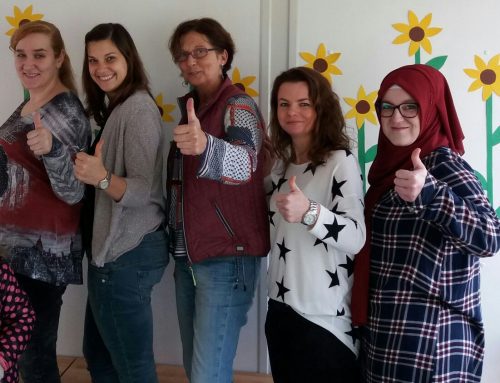 Mosaik-Kindergarten nimmt seinen Betrieb auf