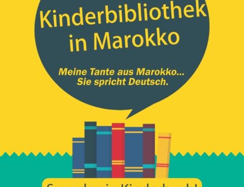 Aufbau einer deutschsprachigen Kinderbibliothek in Kenitra (Marokko)